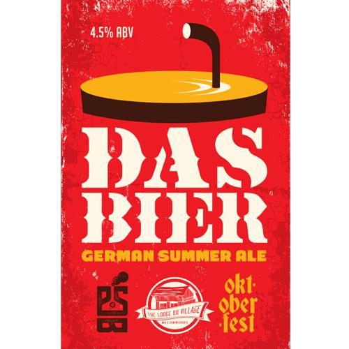 Das Bier: German Summer Ale
