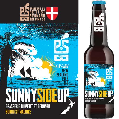 Sunny Side Up: Pale Ale de Nouvelle-Zelande