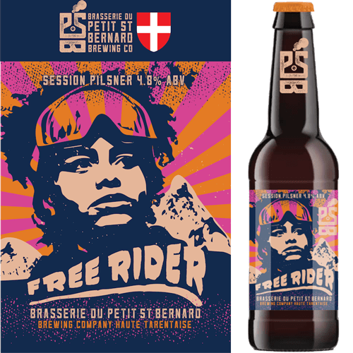 Free Rider: Session Pilsner